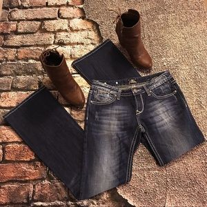 ReRock for Express Bootcut Jeans 4R